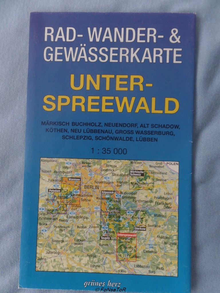 Cover of Unter Spreewald