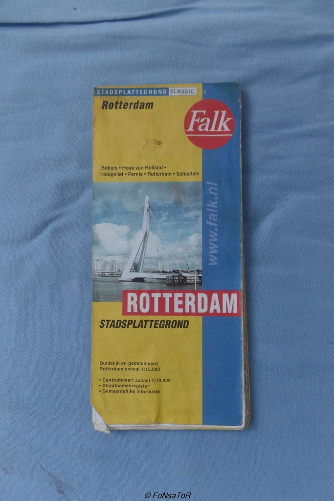 Cover of Rotterdam
